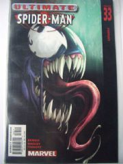 Ultimate Spider-man #33 1st Venom